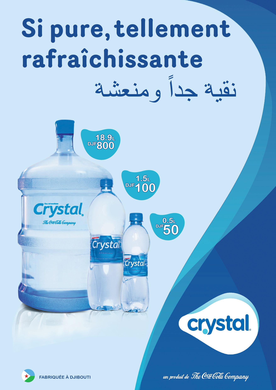 3 formats crystal