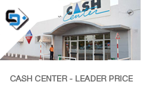 cash center leader price supermarket