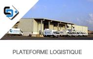 plateforme logistique