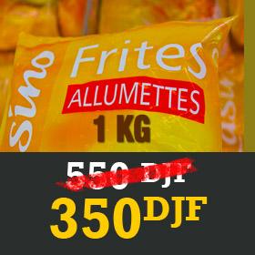 Frites  allumettes