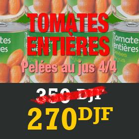 Tomates entieres