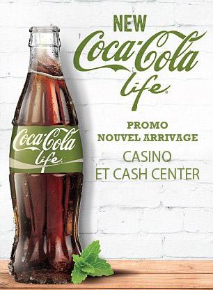 coca life promo Djibouti