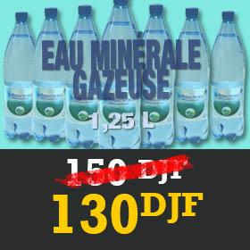 eau mineral gaz