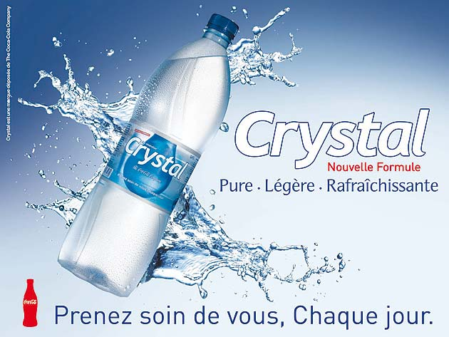 Crystal nouvelle formue